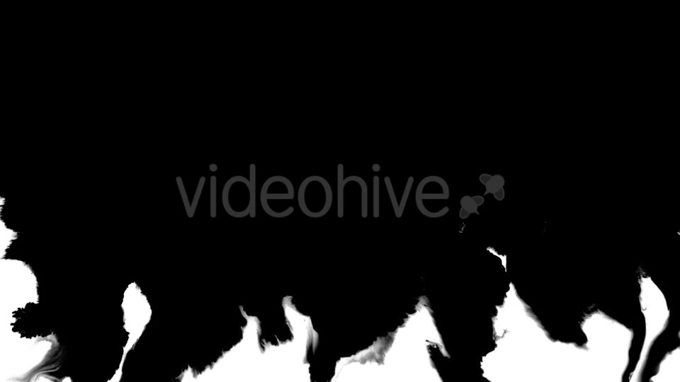 Ink Flowing From Top To Bottom on Wet Paper 04 Videohive 19697827 Motion Graphics Image 12