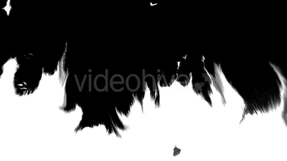 Ink Flowing From Top To Bottom on Wet Paper 06 Videohive 19697656 Motion Graphics Image 6