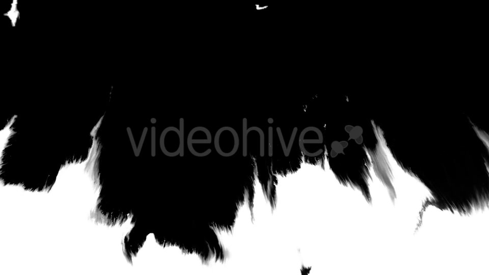 Ink Flowing From Top To Bottom on Wet Paper 06 Videohive 19697656 Motion Graphics Image 7