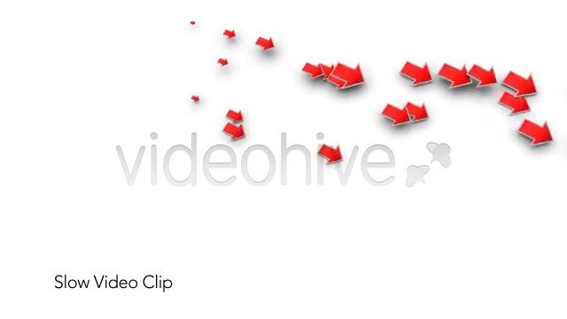 Into the Red Investment Losses Arrows With Alpha Videohive 4093312 Motion Graphics Image 9