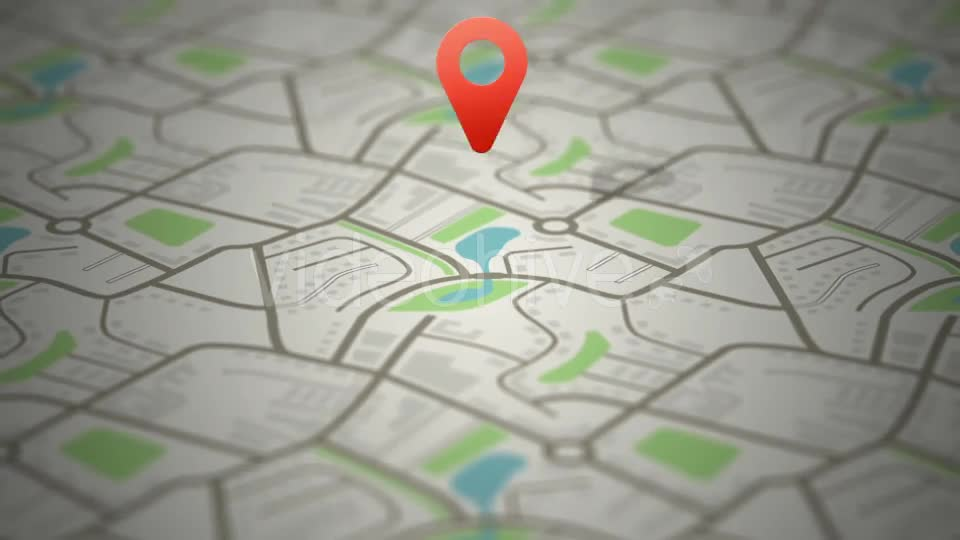 Map Marker Videohive 19747828 Motion Graphics Image 1