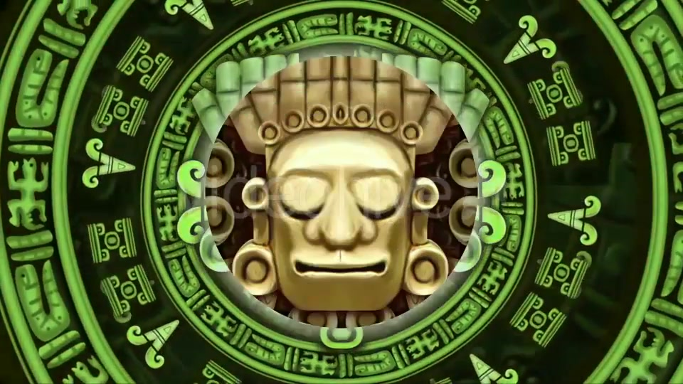 Mayans Background VJ Loops Videohive 19711878 Motion Graphics Image 4