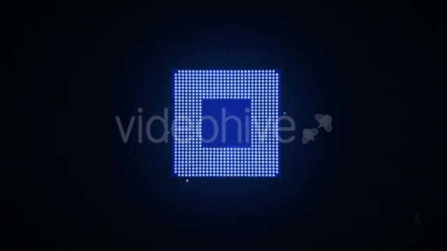 Motherboard CPU Circuits Videohive 19772992 Motion Graphics Image 2