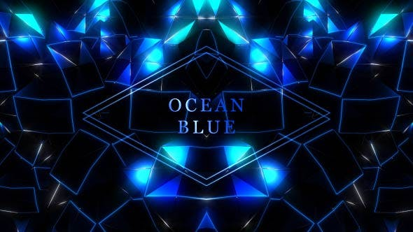 Ocean Blue - Download Videohive 19719645