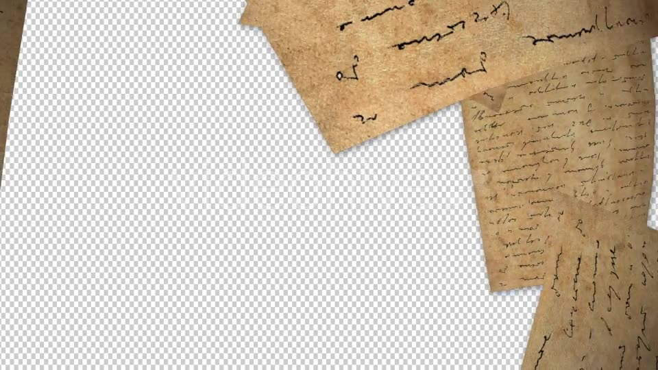 Old Paper Transition Videohive 19705878 Motion Graphics Image 2