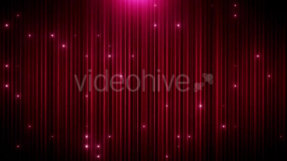 Red Glitter Led Animated VJ Background Videohive 19702476 Motion Graphics Image 1