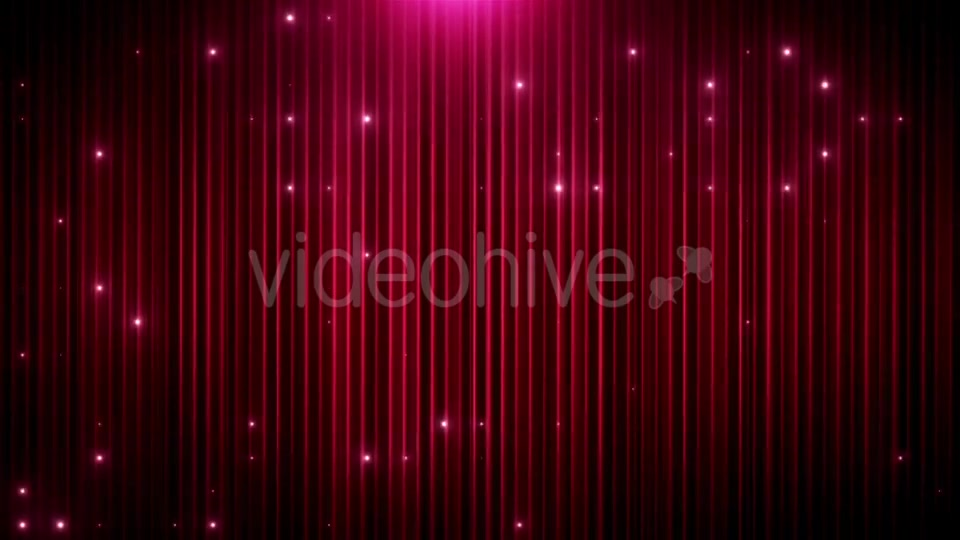 Red Glitter Led Animated VJ Background Videohive 19702476 Motion Graphics Image 11