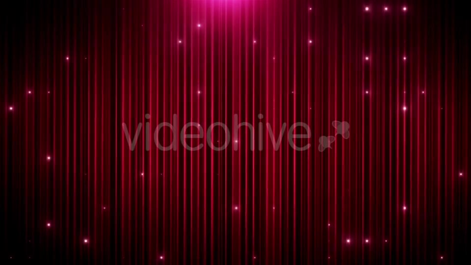 Red Glitter Led Animated VJ Background Videohive 19702476 Motion Graphics Image 2