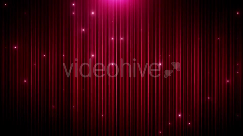 Red Glitter Led Animated VJ Background Videohive 19702476 Motion Graphics Image 3