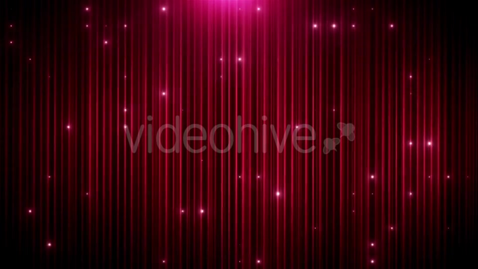 Red Glitter Led Animated VJ Background Videohive 19702476 Motion Graphics Image 5