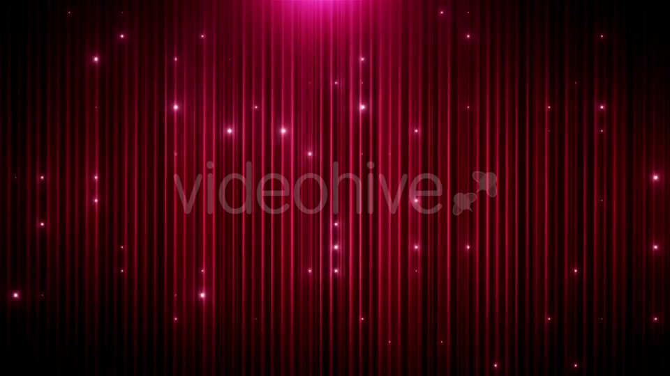Red Glitter Led Animated VJ Background Videohive 19702476 Motion Graphics Image 6