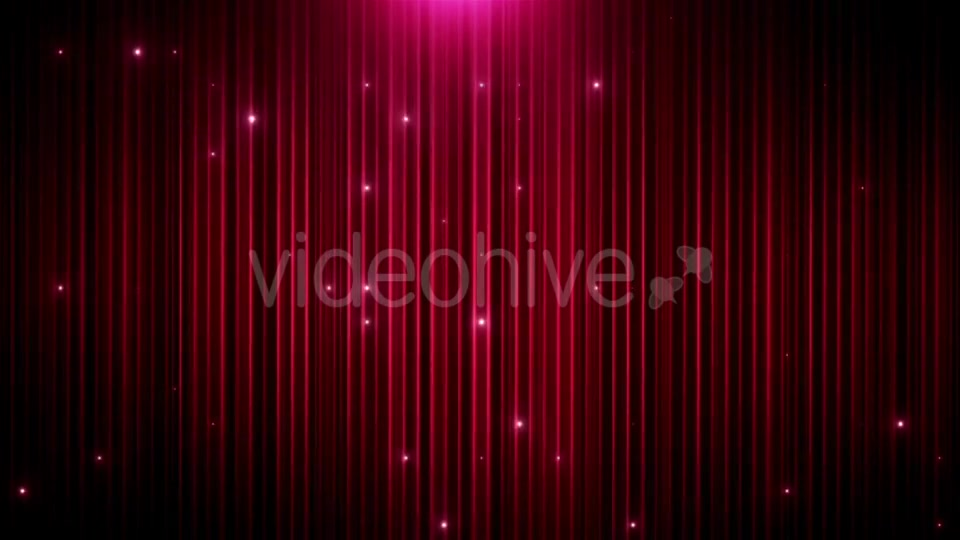 Red Glitter Led Animated VJ Background Videohive 19702476 Motion Graphics Image 8
