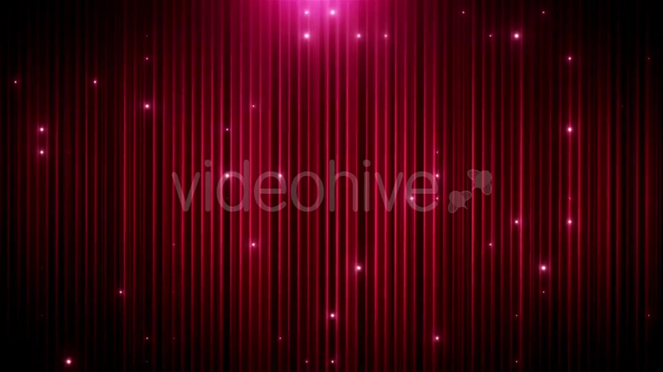 Red Glitter Led Animated VJ Background Videohive 19702476 Motion Graphics Image 9