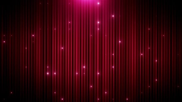 Red Glitter Led Animated VJ Background - Videohive Download 19702476