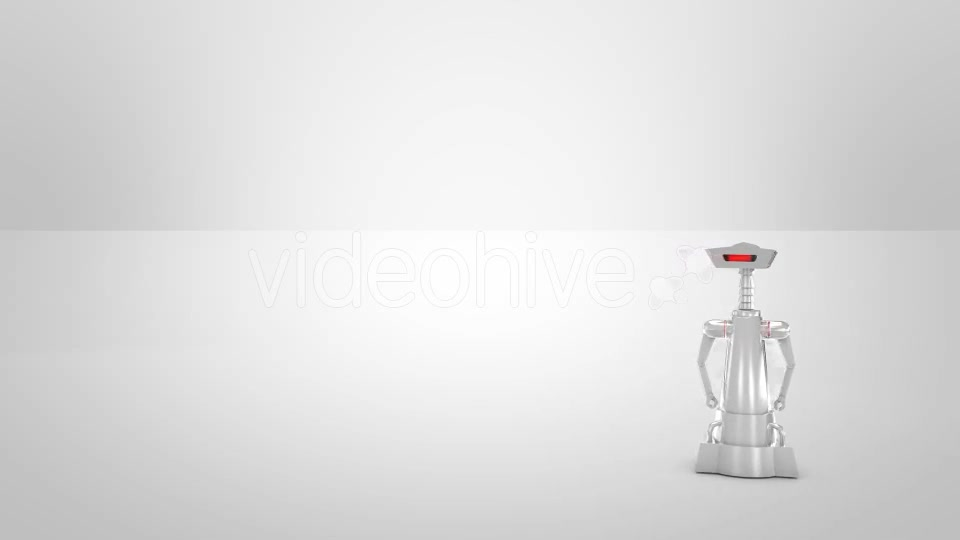 Robot and Bright Background Videohive 19795019 Motion Graphics Image 10