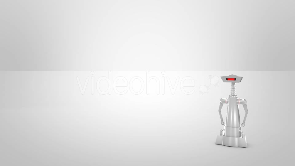 Robot and Bright Background Videohive 19795019 Motion Graphics Image 11