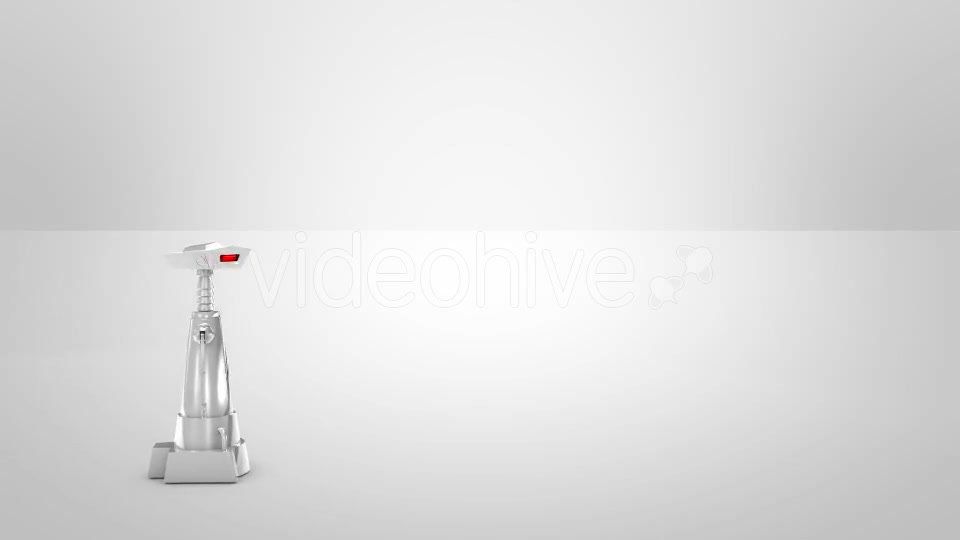 Robot and Bright Background Videohive 19795019 Motion Graphics Image 4