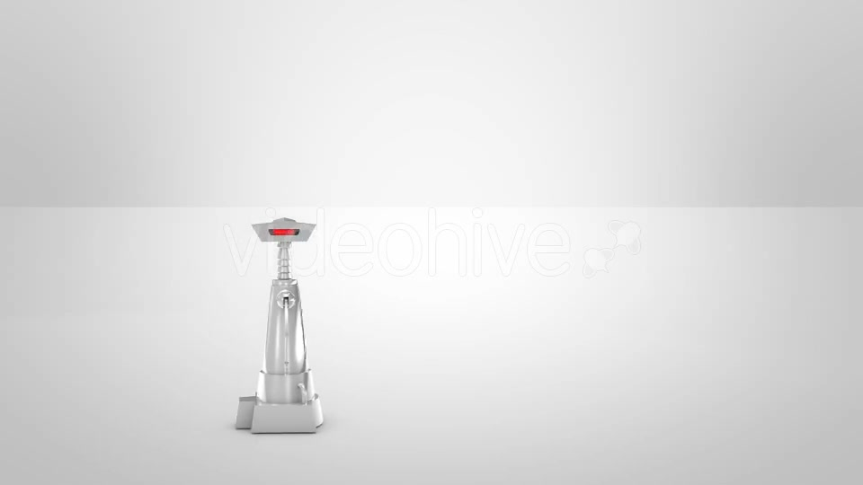 Robot and Bright Background Videohive 19795019 Motion Graphics Image 5
