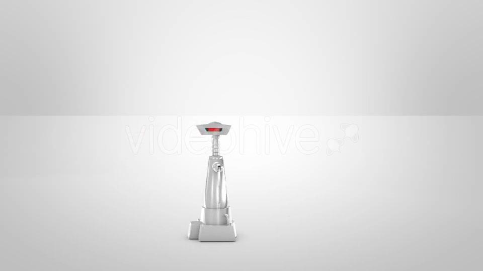 Robot and Bright Background Videohive 19795019 Motion Graphics Image 6