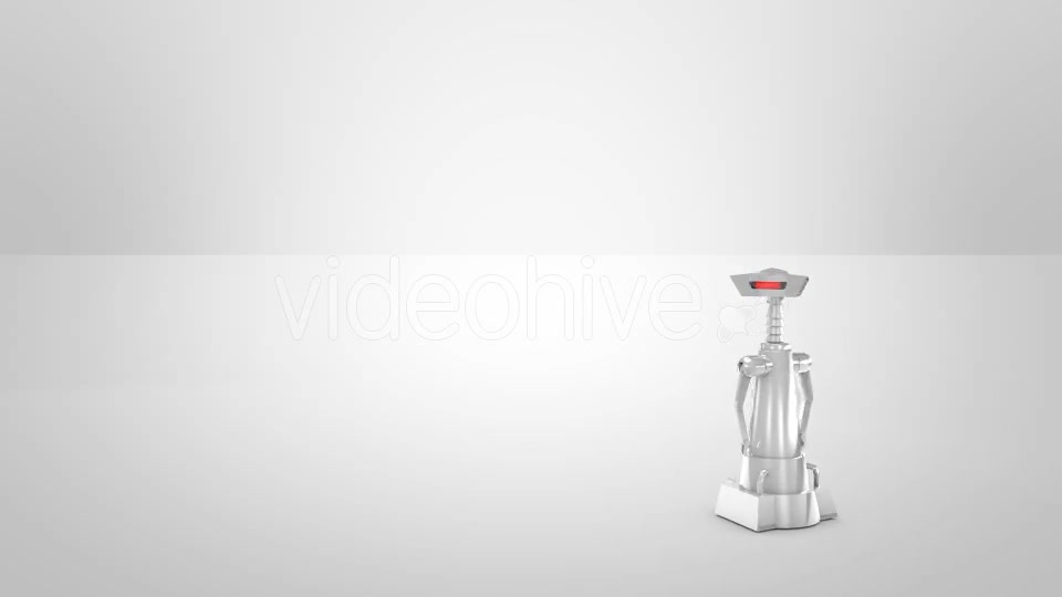 Robot and Bright Background Videohive 19795019 Motion Graphics Image 9