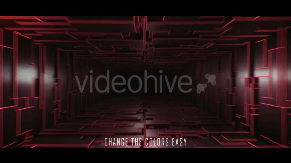 Sci Fi Tunnel Pack Videohive 19813013 Motion Graphics Image 11