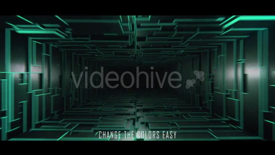 Sci Fi Tunnel Pack Videohive 19813013 Motion Graphics Image 12