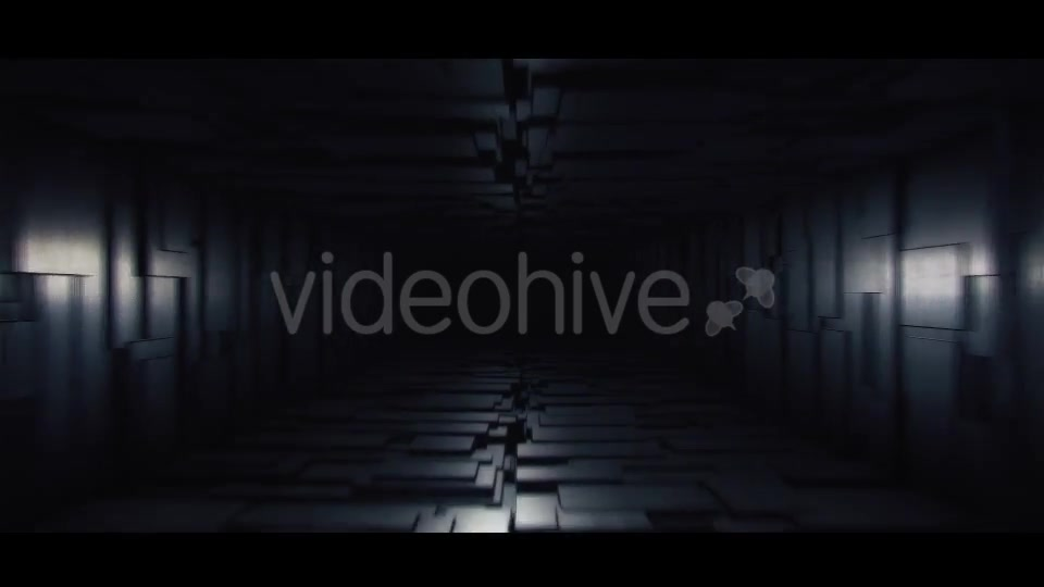 Sci Fi Tunnel Pack Videohive 19813013 Motion Graphics Image 3