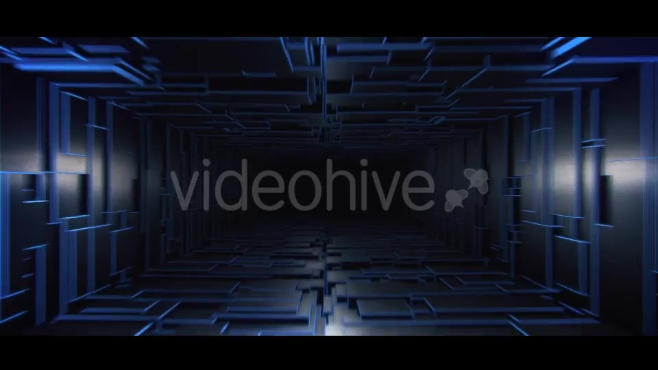 Sci Fi Tunnel Pack Videohive 19813013 Motion Graphics Image 5