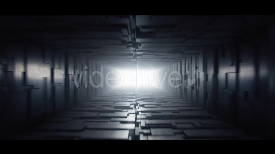 Sci Fi Tunnel Pack Videohive 19813013 Motion Graphics Image 7