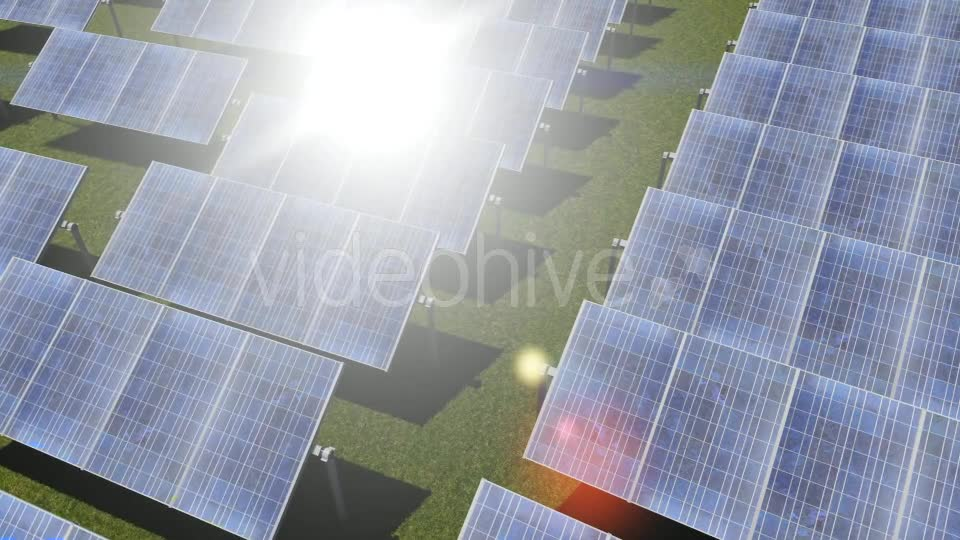 Solar Panels Videohive 19729833 Motion Graphics Image 1