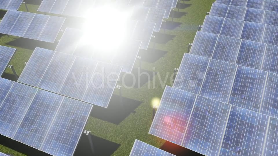 Solar Panels Videohive 19729833 Motion Graphics Image 2