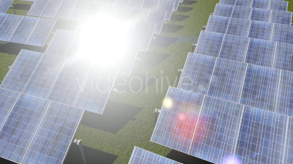 Solar Panels Videohive 19729833 Motion Graphics Image 3