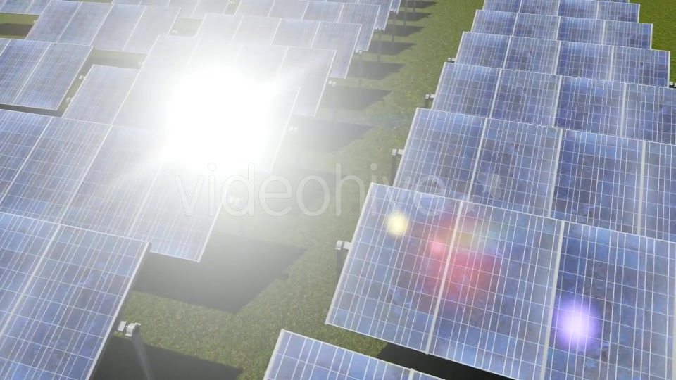 Solar Panels Videohive 19729833 Motion Graphics Image 4