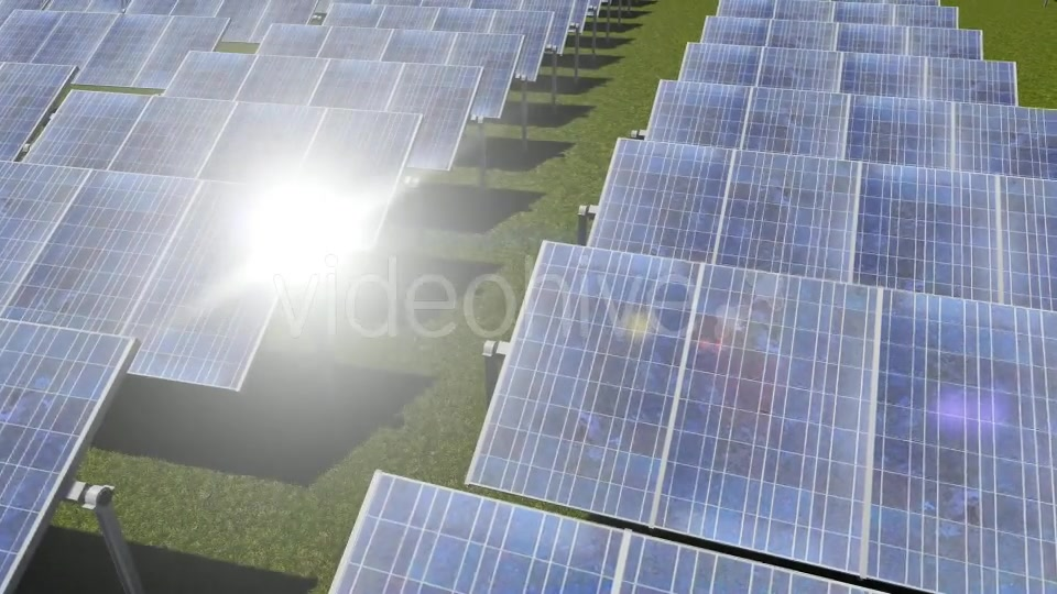 Solar Panels Videohive 19729833 Motion Graphics Image 5