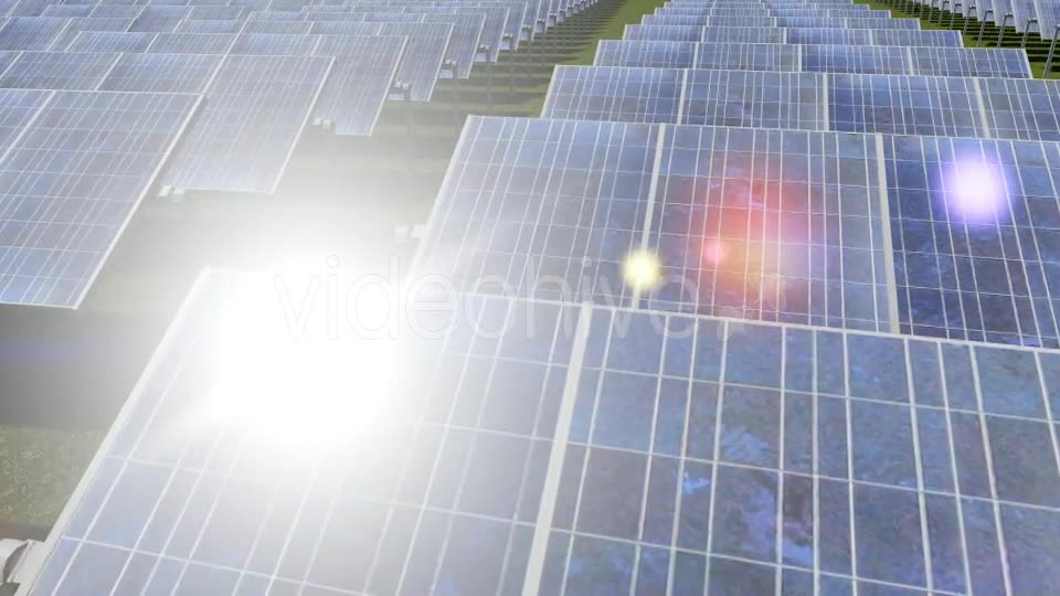 Solar Panels Videohive 19729833 Motion Graphics Image 7