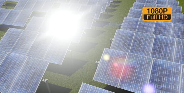 Solar Panels - Videohive 19729833 Download