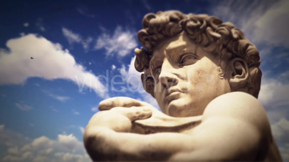 Statue of David, Florence, Italy Videohive 19763113 Motion Graphics Image 3