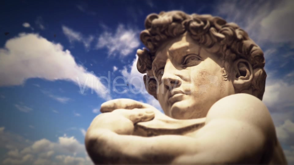 Statue of David, Florence, Italy Videohive 19763113 Motion Graphics Image 4