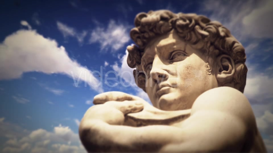Statue of David, Florence, Italy Videohive 19763113 Motion Graphics Image 5
