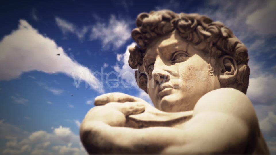 Statue of David, Florence, Italy Videohive 19763113 Motion Graphics Image 7