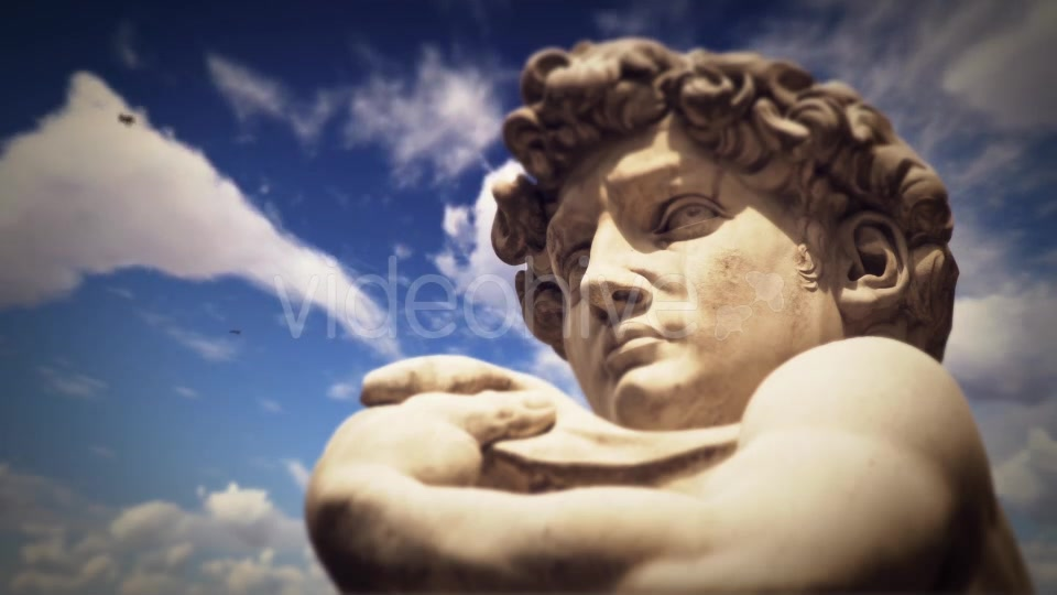 Statue of David, Florence, Italy Videohive 19763113 Motion Graphics Image 8