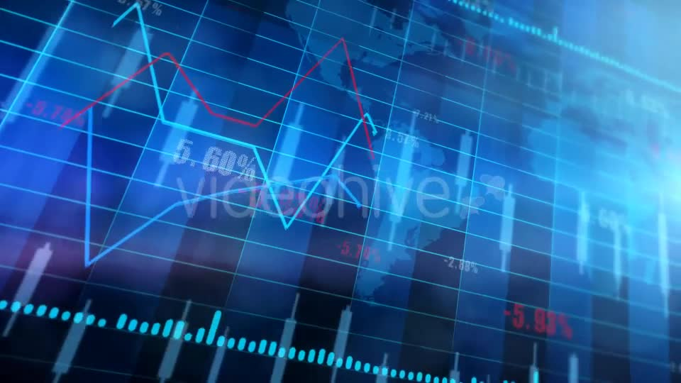 Stocks and Shares Trading Videohive 19790509 Motion Graphics Image 1