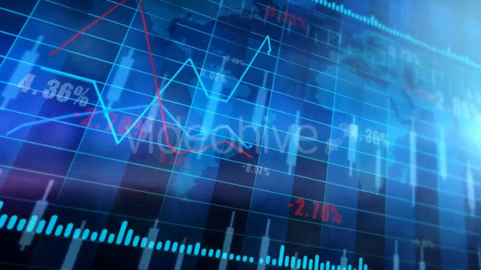 Stocks and Shares Trading Videohive 19790509 Motion Graphics Image 2