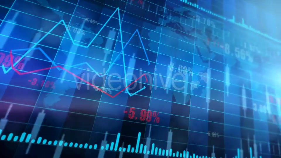 Stocks and Shares Trading Videohive 19790509 Motion Graphics Image 3