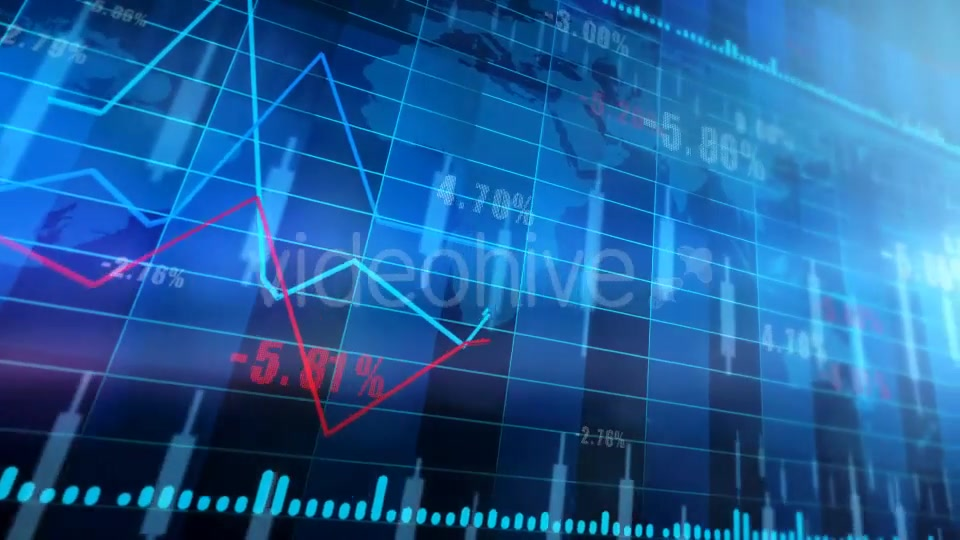 Stocks and Shares Trading Videohive 19790509 Motion Graphics Image 4