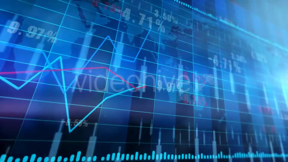 Stocks and Shares Trading Videohive 19790509 Motion Graphics Image 6