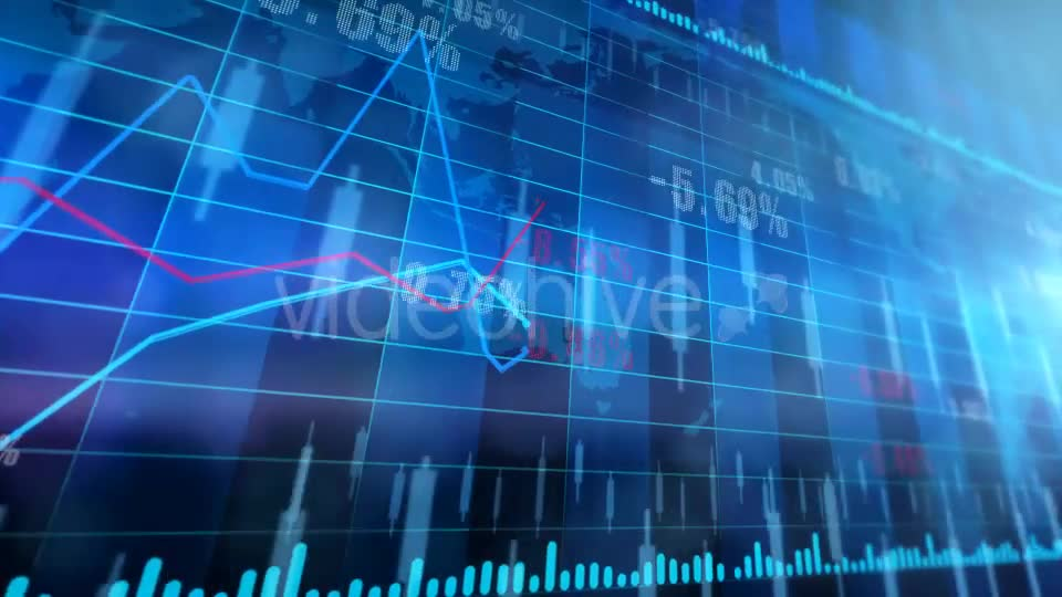 Stocks and Shares Trading Videohive 19790509 Motion Graphics Image 7