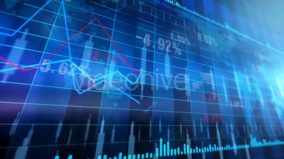 Stocks and Shares Trading Videohive 19790509 Motion Graphics Image 8