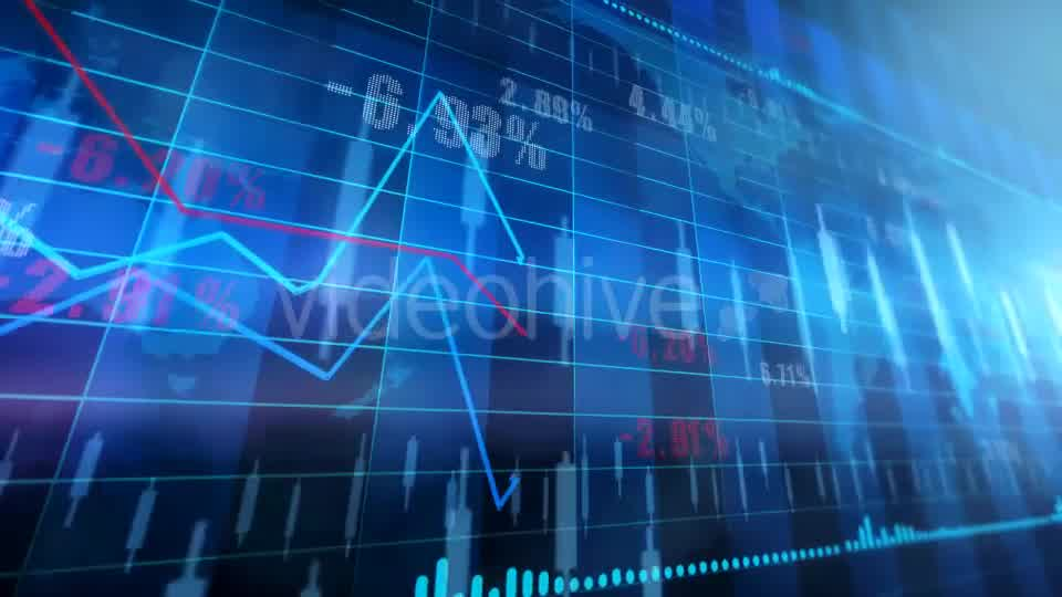 Stocks and Shares Trading Videohive 19790509 Motion Graphics Image 9
