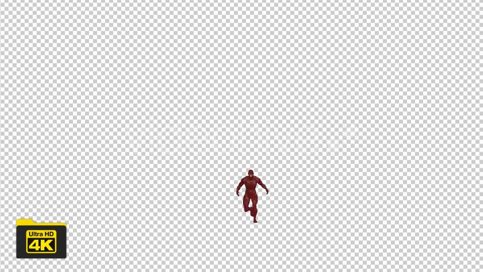 Superhero Running Videohive 19735654 Motion Graphics Image 3